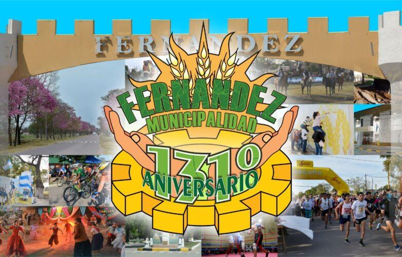 Fernández aniversario