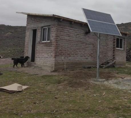 vivienda rural solar