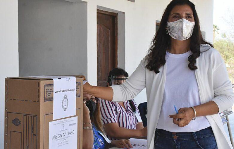 nilda moyano voto