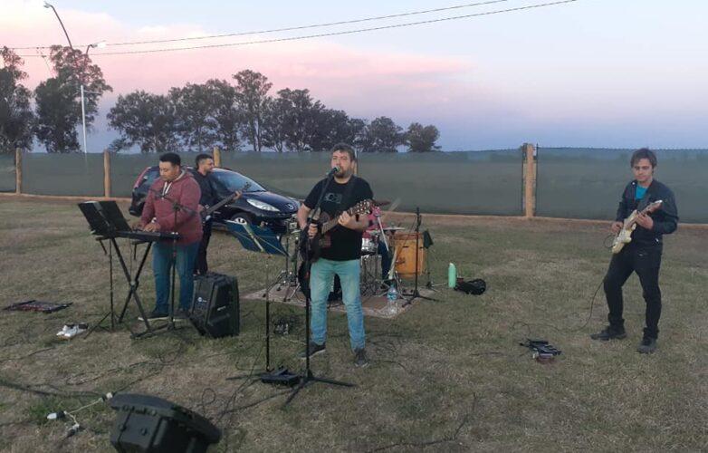 musica en el campo